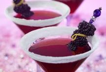 Recipes: Beautiful Beverages! / Delicious drinks to try, some alcoholic, some not! / by Ghia Butterworth