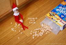 Elf on the Shelf Ideas  / by ⓢⓗⓔⓛⓛⓨ