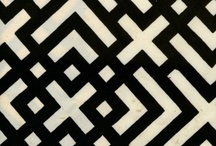 Obsession with Patterns/Geometry etc.