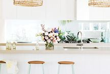 Kitchen/Dining Room Ideas  / by ⓢⓗⓔⓛⓛⓨ