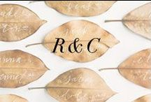 R + C / by Anne Book