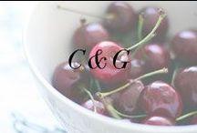 C + G / by Anne Book