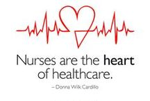 Nurses Week / Celebrating all the extraordinary nurses out there! We appreciate all that you do!
