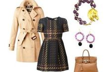 Fashion: How To Wear It / Style tips on how to wear colorful statement jewelry. / by Manic Trout
