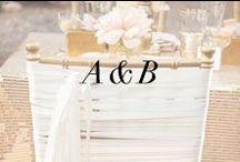 A + B / by Anne Book