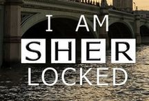 Sherlocked / A brilliant show, full of mystery, humor and wit, and, of course, an incredibly talented cast! / by Ghia Butterworth