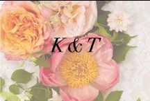 K + T / by Anne Book