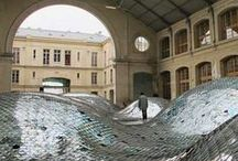Installations, Conceptual Art and Sculpture / by Manic Trout