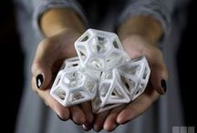 3d delights / The wonders of 3D printing / by ROZENBROOD picturing the future