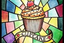 Just Cupcakes / by Rose Daniel - Fitness Foodie Mom Life