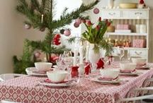 Scandinavian Christmas  / St Lucia day  / by Tanya Abbate