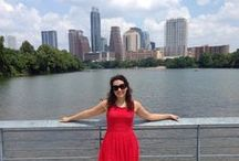 Great places to pose in Austin, TX / When my friends visit they always want to go to all of the iconic places for photo opps. Here's a great list of places you should be sure to check out for great places to pose in Austin,tx. / by Manic Trout