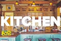 Kitchen / by Mallory Dormanen