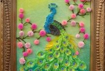Quilling / Paper Craft / by Killerdolly666