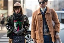 Latest Fashion Trends / We curate the latest fashion trends for men and women around the world.