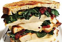 Scrumptious Sandwiches / by Rose Daniel - Fitness Foodie Mom Life