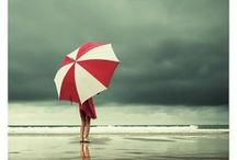 Inspiration: Umbrellas / by Manic Trout