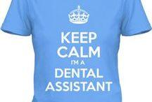 Dental Assisting! / by Kristina Willis