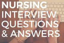 Career Advice / Providing advice for future and practicing nursing in their career search.