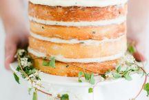 WEDDING: *cake, drinks and cake*
