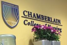 Chamberlain Locations / Come visit us! Find a location closest to you now! / by Chamberlain College of Nursing