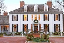 colonial style / by Michele Scott