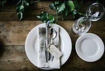 WEDDING: *table*