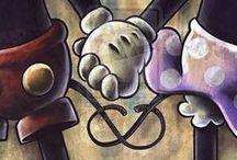 Mickey ♡ Minnie