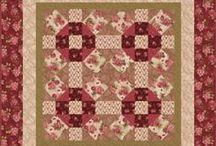 Quilt Kits / Quilt kits including cotton fabric and pattern