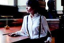 Style: Juliette Binoche