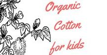 Organic Cotton for Kids / Organic Cotton is Ideal for Kid's Sensitive Skin! Choose organic and natural fibers to protect your baby from chemically induced allergies & sensitivities.  #organiccotton, organic kids, organic cotton kids clothes, organic kids fashion, organic kids clothing, sustainable kids clothes, healthy clothes for kids, sustainability, sustainable kids, healthy kids clothes, healthy fashion for kids, toxin free, slow fashion for kids, chemical free clothes, organic cotton toys, organic fashion kids