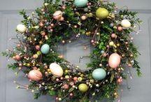 Easter/Spring Decor / by Rachel Heckmann Ellis