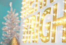 Christmas decor / by Rachel Heckmann Ellis