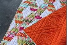 Quilt ideas and supplies / by Rachel Ellis