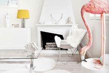 Interiors: White