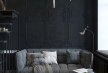 Interiors: Dark