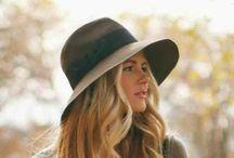 Duds / big hats, pencil skirts, skinny b!tches / by Megan Denty