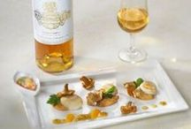 Château Coutet's Main Courses / A collection of delicious dishes from Château Coutet's online cookbook for pairings suggestions with the sweet wines of Barsac and Sauternes.