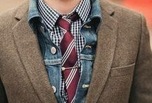 All About Men / Four sons.  Each sartorially unique.  Which means I pay attention to all the gentlemen's trends.