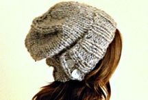Head Warmers / Top Hats, skull caps, to full on face hats...Must Love Hats! / by Kari Marie
