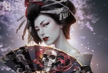 Geisha Beauty / by Kari Marie