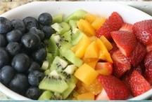 Fruit, Veggies & Healthy Eating / by Jackee Meetz Puyleart