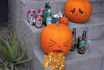 It's Fall. Boo Ha Ha / Halloween & Thanksgiving / by Lana M.