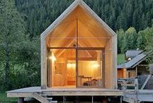 RUSTIC COOL / Rustic Architecture, Interiors & Furnishings / by Ivy Clad
