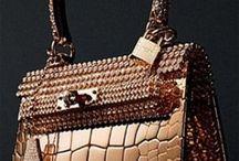 Lovely bags:-)) / by Mette Pedersen