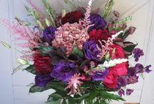 Valentine's Day Floral Arrangements / Beautiful floral arrangements for Valentine's Day From Verbena Floral Design in Austin, TX