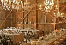 Wedding Table Ideas / by Melissa Hudson