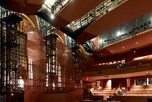 Our Theaters / Welcome to a part of our home, the Allen Theatre and the Outcalt Theatre!