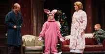 A Christmas Story at CPH / One boy. One holiday wish. And a world that seems to be conspiring to make certain it doesn't come true. The record-breaking show returns to the CPH stage in all its pink-bunny-suit, glowing-leg-lamp, triple-dog-daring glory. The perfect holiday treat for the entire family.  Returning for 2016 | Nov 25 - Dec 23