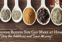 Seasonings/sauces/mixes / by Jackee Meetz Puyleart